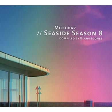 Blank & Jones MILCHBAR 8 SEASIDE SEASON CD