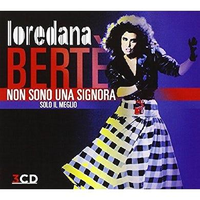 Loredana Berte NON SONO UNA SIGNORA: SOLO IL MEGLIO CD