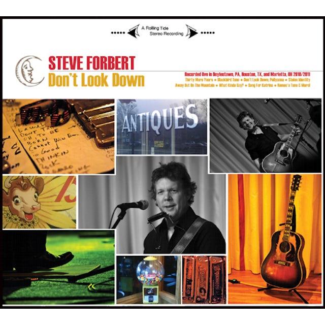 Steve Forbert DON'T LOOK DOWN CD