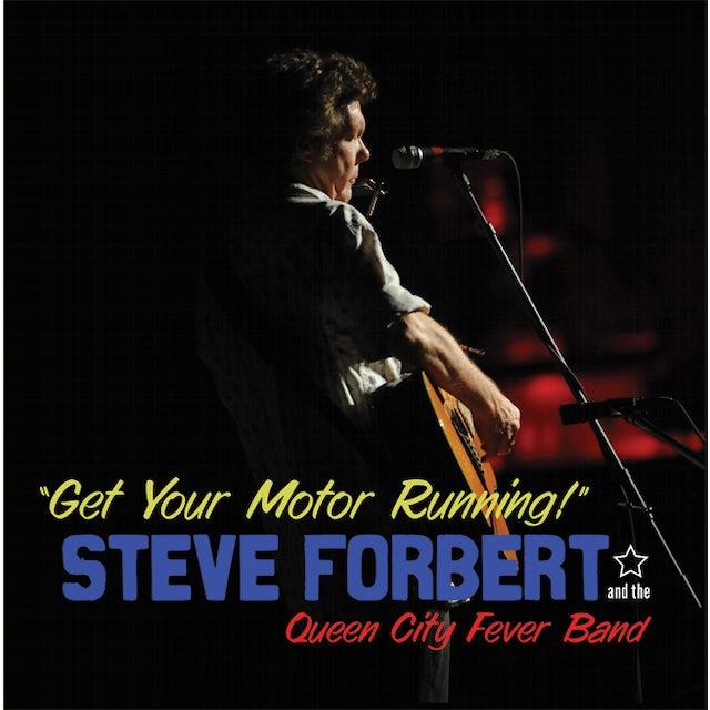 Steve Forbert GET YOUR MOTOR RUNNING CD