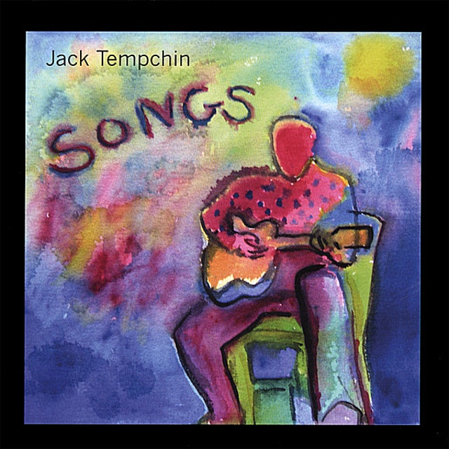 Jack Tempchin SONGS CD