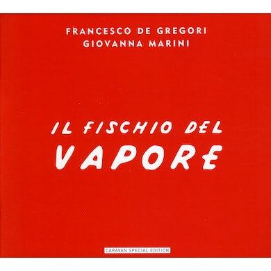 Francesco De Gregori IL FISCHIO DEL VAPORE CD