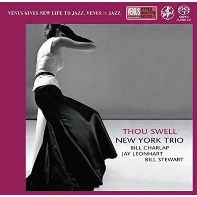 New York Trio THOU SWELL Super Audio CD