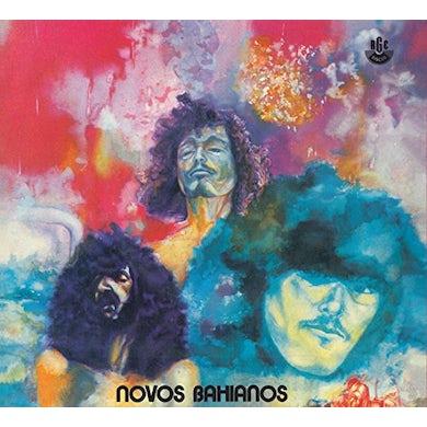 Novos Baianos NOVOS BAHIANOS CD