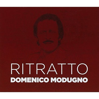 Domenico Modugno RITRATTO CD