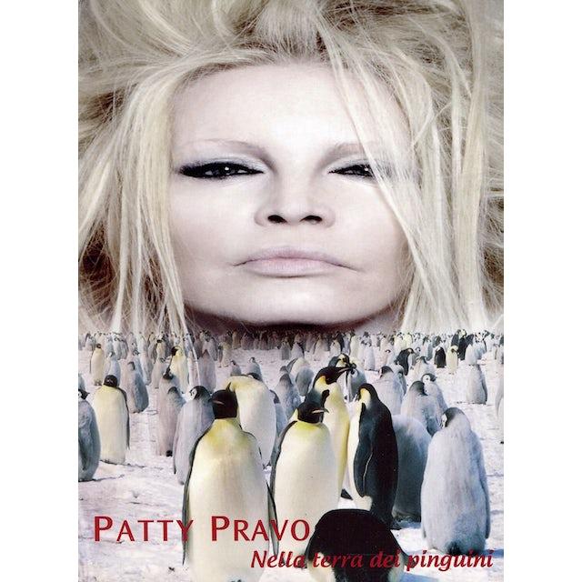 Patty Pravo NELLA TERRA DEI PINGUINI CD