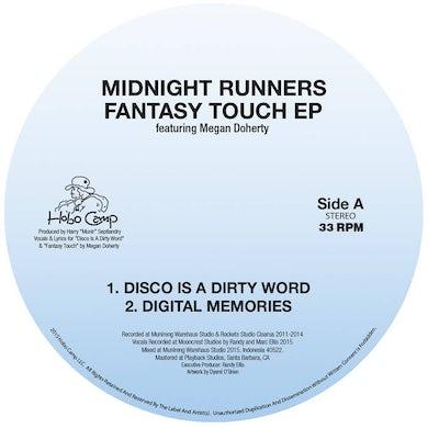 Midnight Runners FANTASY TOUCH Vinyl Record