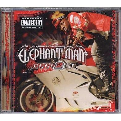 Elephant Man GOOD 2 GO CD