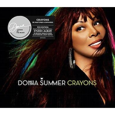 Donna Summer CRAYONS CD
