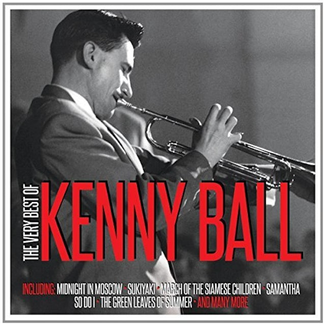 Kenny Ball VERY BEST OF CD