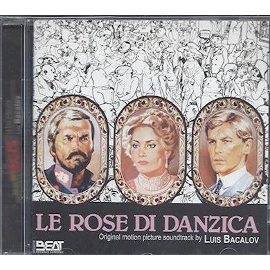 Luis Bacalov LE ROSE DI DANZICA / Original Soundtrack CD