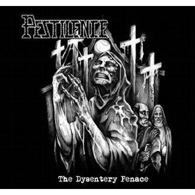 Pestilence DYSENTRY PENANCE Vinyl Record - UK Release