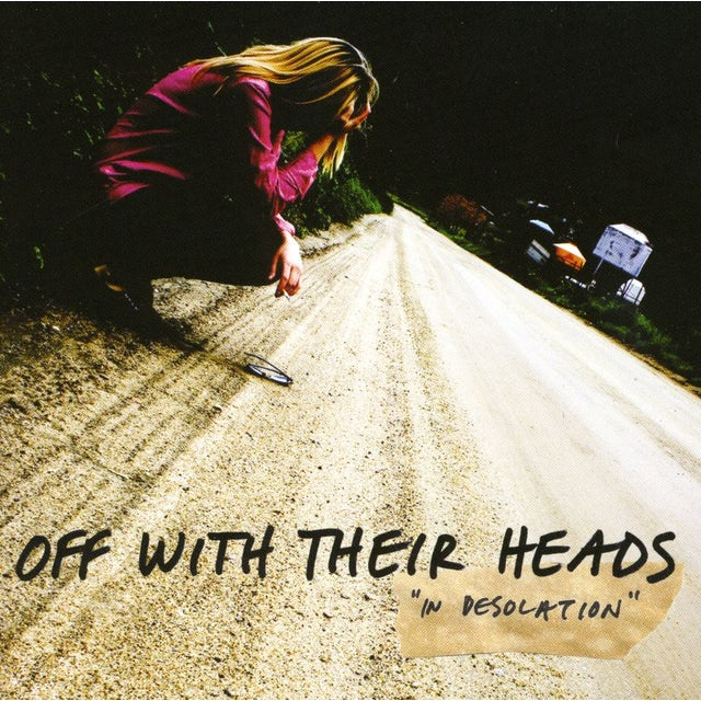 Off With Their Heads IN DESOLATION CD