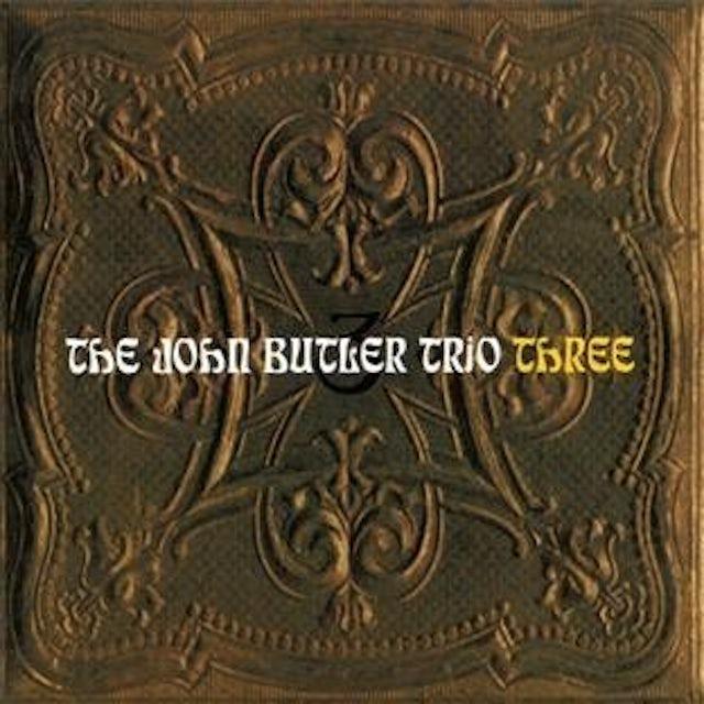 John Trio Butler THREE CD