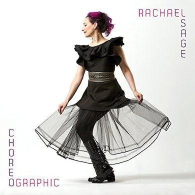 Rachael Sage CHOREOGRAPHIC CD
