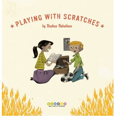 PLAYING WITH SCRATCHES CD