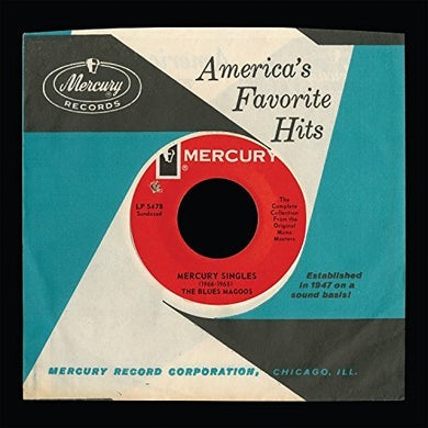 MERCURY SINGLES (1966-1968) Vinyl Record