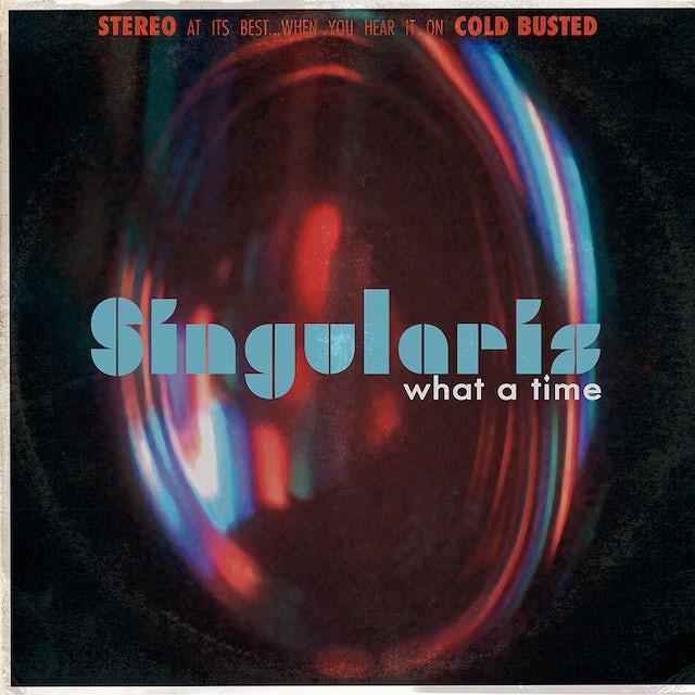 Singularis WHAT A TIME CD