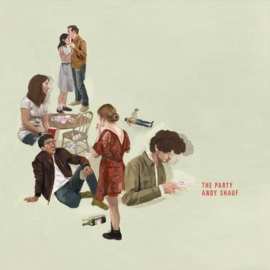Andy Shauf PARTY Vinyl Record