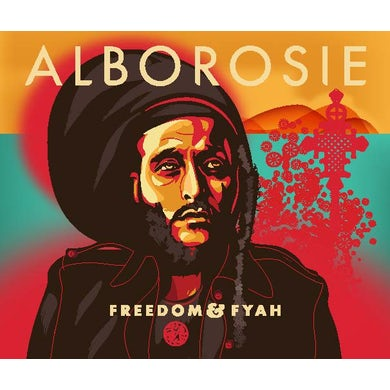 Alborosie FREEDOM & FYAH CD