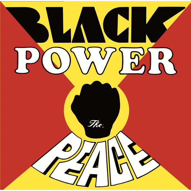 Peace BLACK POWER CD