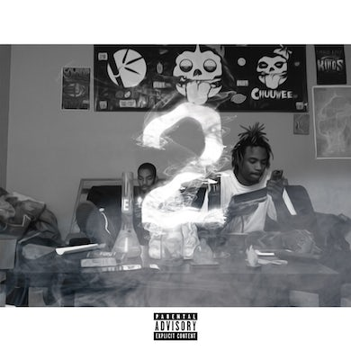 Chuuwee & Trizz AMERIKKA'S MOST BLUNTED 2 CD