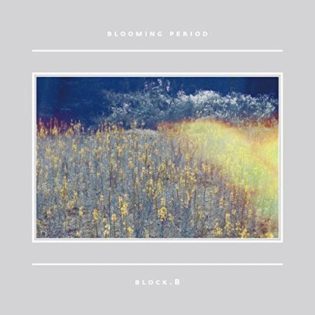 Block B BLOOMING PERIOD CD