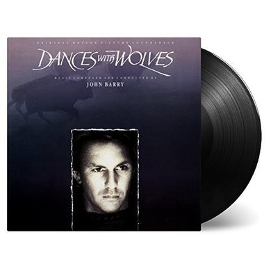 DANCES WITH WOLVES / Original Soundtrack Vinyl Record