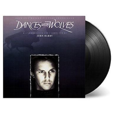 John Barry DANCES WITH WOLVES / Original Soundtrack Vinyl Record