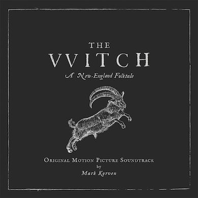 Mark Korven THE WITCH / O.S.T. Vinyl Record