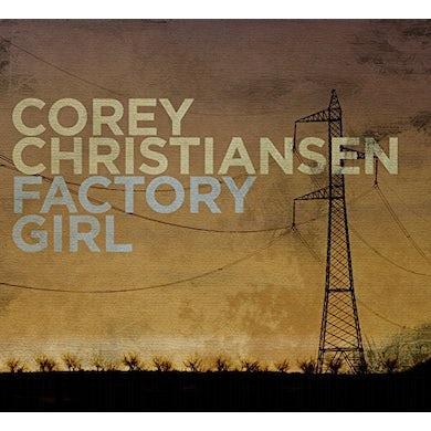 Corey Christiansen FACTORY GIRL CD