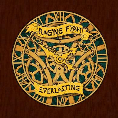 Raging Fyah EVERLASTING CD