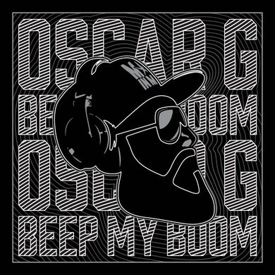 Oscar G BEEP MY BOOM CD
