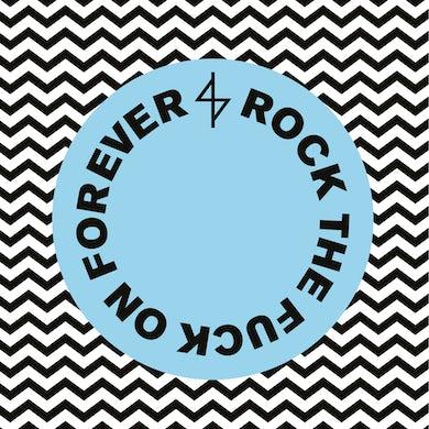 Angel Du$t ROCK THE FUCK ON FOREVER Vinyl Record