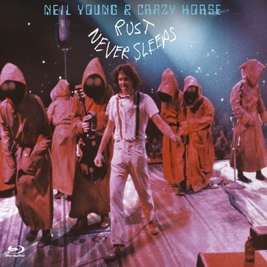 Neil Young & Crazy Horse RUST NEVER SLEEPS Blu-ray