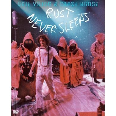 Neil Young & Crazy Horse RUST NEVER SLEEPS DVD
