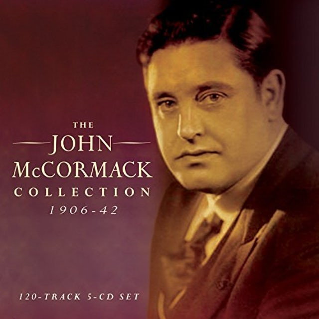 John McCormack COLLECTION 1906-42 CD
