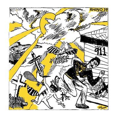 Rhino 39 XEROX / NO COMPROMISE Vinyl Record