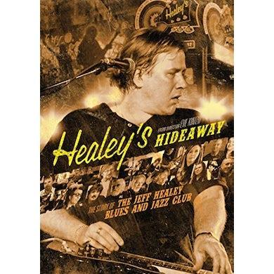 Jeff Healey HEALEY'S HIDEAWAY DVD
