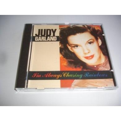 Judy Garland 'I'M ALWAYS CHASING RAINBOWS CD