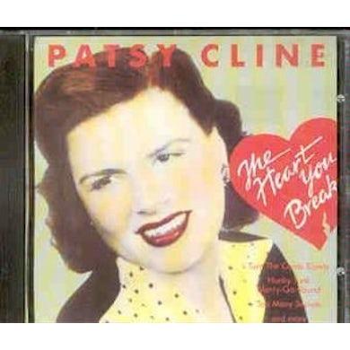 Patsy Cline HEART YOU BREAK CD