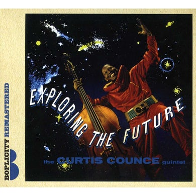 Curtis Quintet Counce EXPLORING THE FUTURE CD