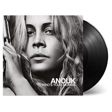 Anouk WHO'S YOUR MOMMA Vinyl Record