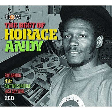 Horace Andy BEST OF CD