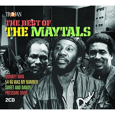 Maytals BEST OF CD