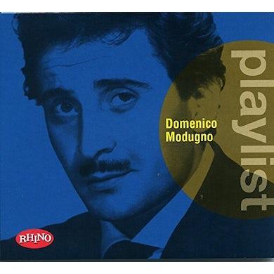 PLAYLIST: DOMENICO MODUGNO CD