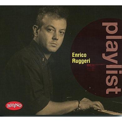 PLAYLIST: ENRICO RUGGERI CD