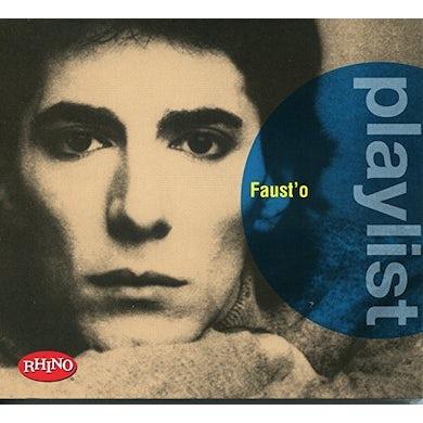 PLAYLIST: FAUST'O CD
