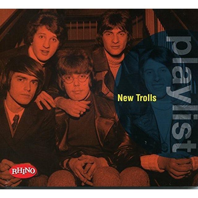 PLAYLIST: NEW TROLLS CD