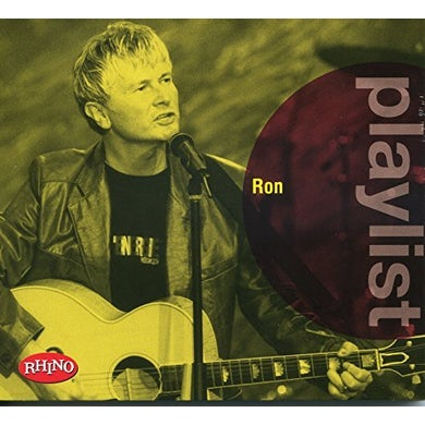 PLAYLIST: RON CD